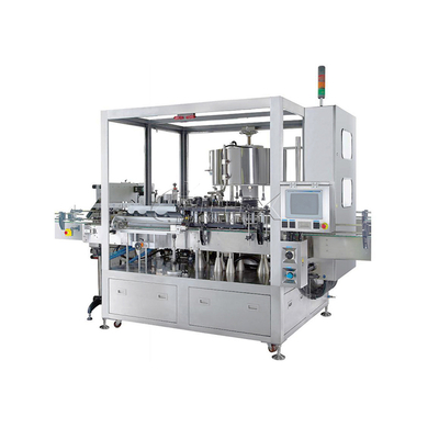 Automatic Rotary Type Hot Glue Labeling Machine