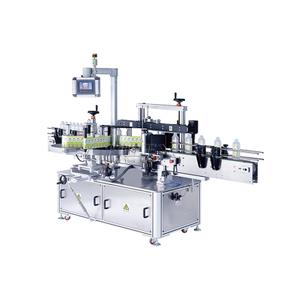 Three Labels Self-Adhesive Labeling Machine