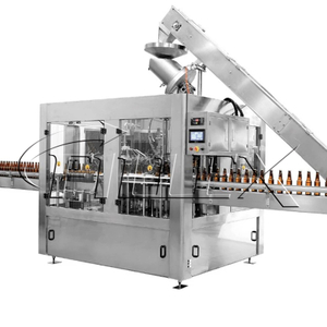 Glass Bottle Beer Filling Machine