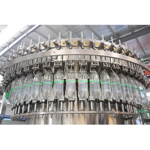 PET Bottle Carbonated Soft Drink Filling Machine