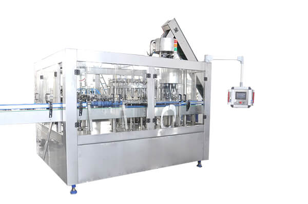 Use and maintenance of carbonated beverage filling machine