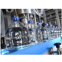 6L Drink Water Washer Filler Capper Production