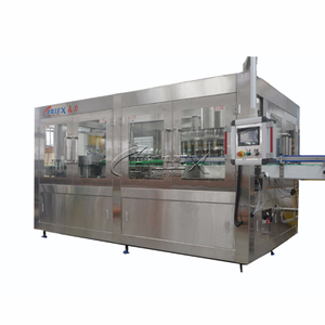 Full Automatic 6000bph Drink Hot Filling Equipment