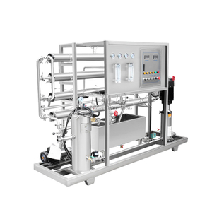 Monoblock Reverse Osmosis RO System Water Treatment For Drinking Water