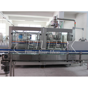 Fully automatic 3 in 1 10L rinser filler capper