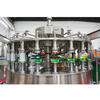 500ml Aluminum Can Non Carbonated Drink Filling Line