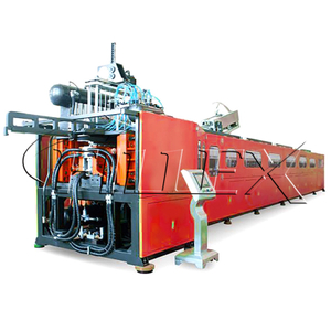 Fully Automatic 0.3-2L Hot Fill Bottle Stretch Blow Moulding Machine