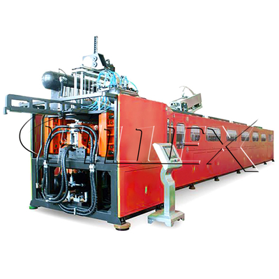 5500-6000BPH For 500ml Fully Automatic Servo Control Hot Filling Bottle Stretch Blow Moulding Machine