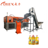 Full Automatic Plastic Oil Bottle Making Machine