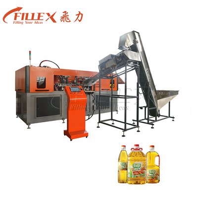 5500-6000BPH 1L Oil PET Bottle Blowing Machine