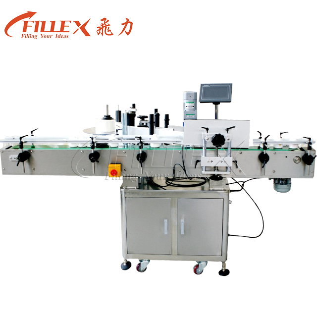 Automatic Horizontal Sticker labeling machine
