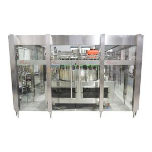 Non-Carbonated Beverage Can / Tin Filling Machine Manufacturer