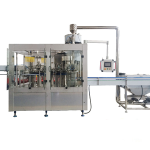 Large Bottle Edible Oil Filling Machine (Gravity Filling)