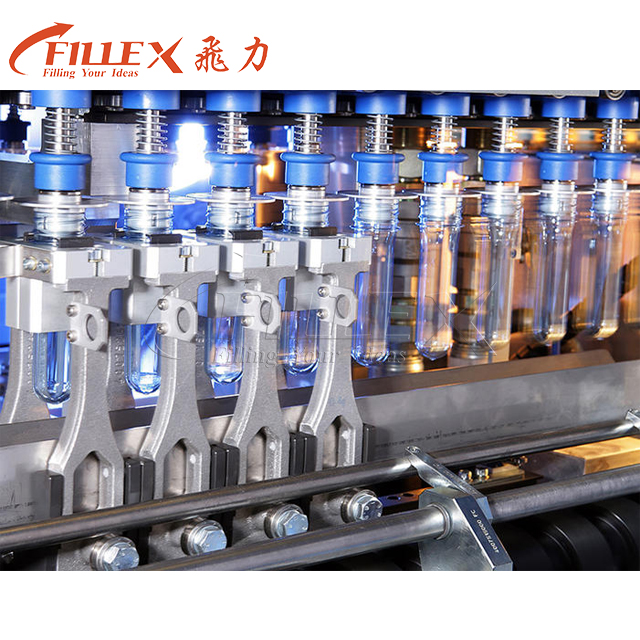 24000BPH Mineral Pure Drinking Bottling Water Blowing Filling Capping Machine