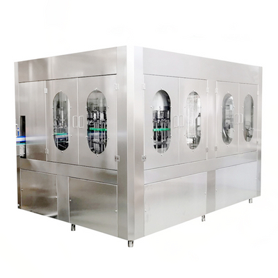 Fully Automatic 3 / 5 Gallon Brushing And Washing Machine Wholesale Gallon Water Filling Line