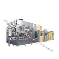 14000-15000BPH Mineral/Pure/Drinking Bottling Water Blowing-Filling-Capping Combi-block Linear Type Blowing