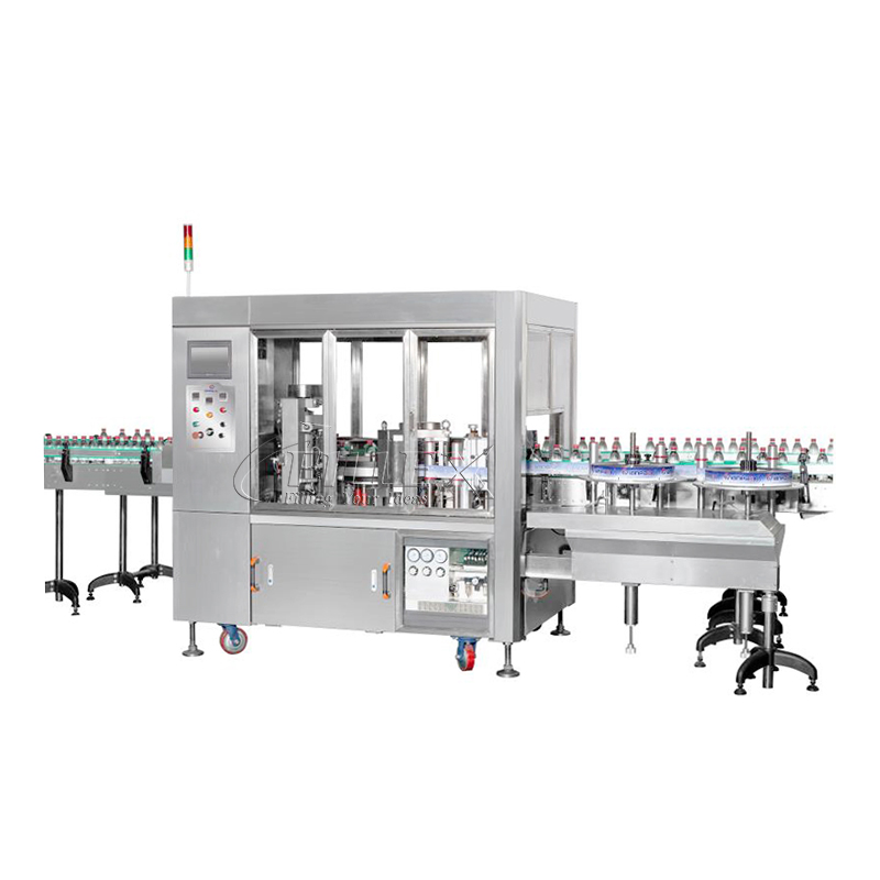 Automatic Hot Glue OPP Labeling Machine